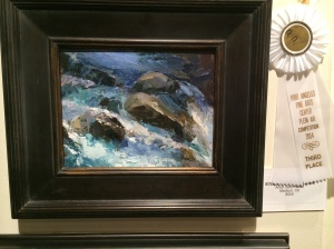 Jane Wallis, Third prize.